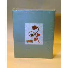 (KÉSZLETKISÖPRÉS, UTOLSÓ DARABOK) 10x15/200 könyvalbum (46200) többféle mintával