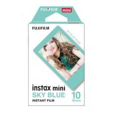 .Fujifilm Instax Mini Sky Blue film 10lap