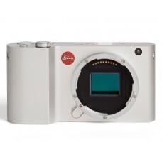 Leica T fényképezőgép váz ezüst