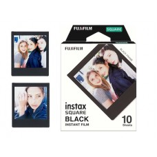 Fujifilm Instax Square Black film 10lap KIÁRUSÍTÁS!