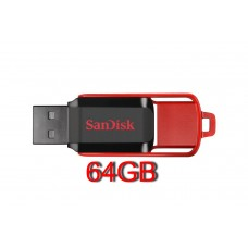 SanDisk (114927) 64 GB Cruzer Switch hordozható USB memória