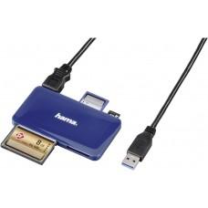 Hama (114838) USB 3.0 univerzális kártyaolvasó
