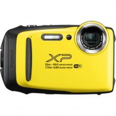 Fujifilm Finepix XP130 digitális fényképezőgép (sárga)