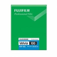 """Fujichrome Velvia 100 4x5""""/20 lap professzionális fordítós (dia) síkfilm (LEJÁRT)"""