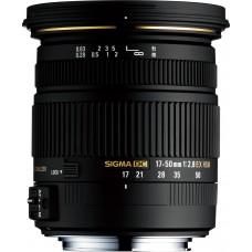 Sigma 17-50mm F2,8 Nikon (583955) EX DC OS HSM stabilizátoros objektív