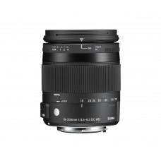 Sigma 18-200mm F3,5-6,3 Nikon (885955) DC OS HSM macro objektív