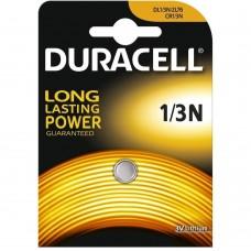 Duracell 1/3N 3V líthium elem 2L76