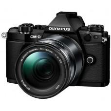 Olympus E-M5II 1415II Kit fekete