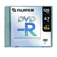Fujifilm DVD-R 4,7 GB írható DVD lemez normál tokban