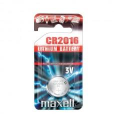 Maxell CR2016 3V lítium elem