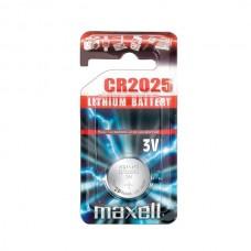 Maxell CR2025 3V lítium elem