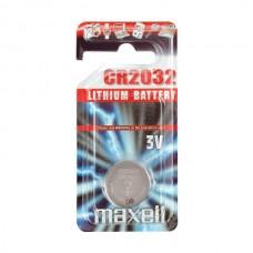 Maxell CR2032 3V lítium elem
