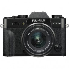 FUJIFILM X-T30 15-45mm Kit (fekete)