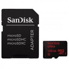 SanDisk (139729) 128 GB micro SDXC Ultra 80MB/s Class 10 Android memóriakártya