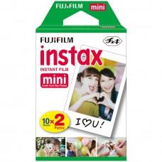 Fujifilm Instax mini twin instant film (6,2x4,6cm) 2x10lap