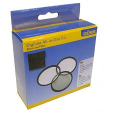 Dörr 52mm All-in-One szűrőkészlet No.378052 (UV+CPL+Close Up+4)