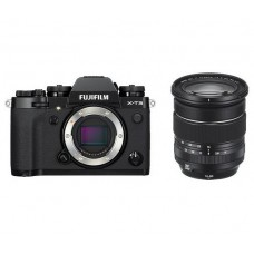 FUJIFILM X-T3 16-80mm kit (fekete)