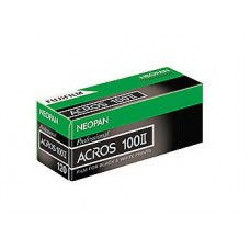 Fuji Neopan Acros II 100 120 fekete-fehér negatív film