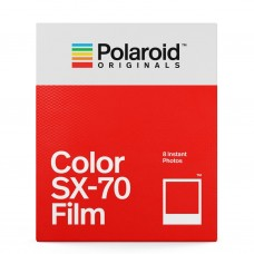 Polaroid Originals SX-70 Color 8 lap színes instant film (by Impossible)