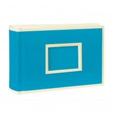 """Semikolon """"Landscape"""" 10x15/100 zsebes könyvalbum panoráma méretben,borítón kis ablakkal,többféle színben"""