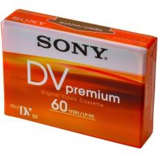 Sony DVM-60 Premium Mini DV kazetta