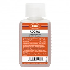Adox Adonal 100ml fekete-fehér negatívhívó
