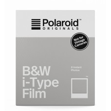 Polaroid Originals i-Type B&W 8 lap fekete-fehér instant film (by Impossible)
