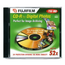 Fujifilm CD-R 80 for Digital Photos 52x 700 MB írható CD lemez