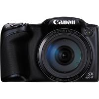 Canon Powershot SX400 IS digitális fényképezőgép (fekete)