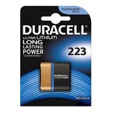 Duracell K223A 6V lítium elem
