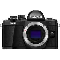 Olympus E-M10II váz fekete