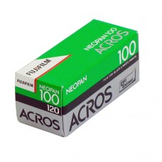 Fuji Neopan 100 ACROS 120 fekete-fehét negatív rollfilm