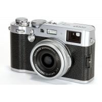 Fujifilm X100F digitális fényképezőgép (ezüst)