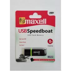 Maxell Speedboat 8 GB USB 2.0 hordozható USB memória