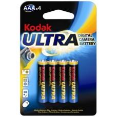 Kodak Ultra Digital K3A-4 micro ceruza elem 4db/bliszter