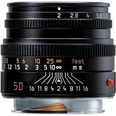 Leica Summicron-M 1:2 50mm objektív