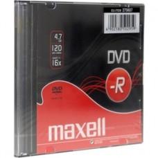 Maxell DVD-R 4,7GB írható DVD lemez normál tokban