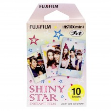 Fujifilm Instax Mini Shiny Star film 10lap