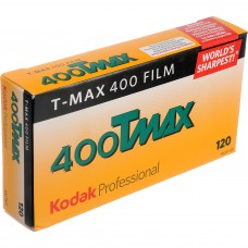 Kodak T-Max 400 120*5 fekete-fehér negatív rollfilm csomag (TMY)