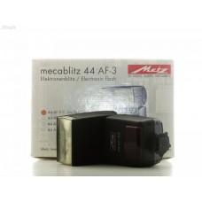 Metz Mecablitz 44 AF-3 (Canonhoz) KIÁRUSÍTÁS!