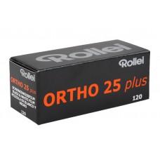 Rollei Ortho 25 plus 120 fekete-fehér negatív rollfilm