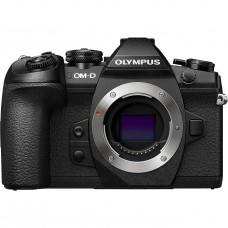 Olympus E-M1II digitális fényképezőgép váz (fekete)