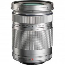 Olympus M.ZUIKO DIGITAL ED 40-150mm 1:4.0-5.6/EZ-M4015 R objektív ezüst