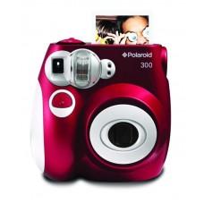 Polaroid 300 instant fényképzőgép (vörös)