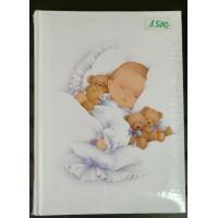 Henzo fotósarkos album 60lap (10x15-ös kép 150db) 19.406.07...