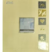 Henzo fotósarkos album 60lap (10x15-ös kép 180db) 22.000.02...