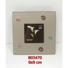 Dörr fém képkeret 9x9 cm No.803470