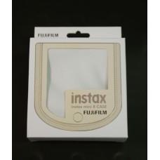 Fujifilm Instax mini 8 fényképezőgép tok fehér polyester