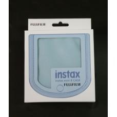 Fujifilm Instax mini 8 fényképezőgép tok kék polyester