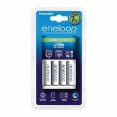 Panasonic Eneloop BQ-CC17 akkutöltő+4 db 1900mAh instant akkumulátor